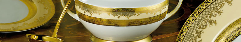 Royal Gold Crème Sets